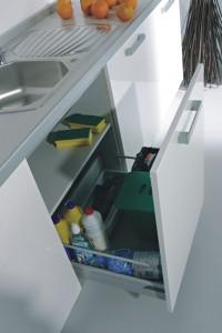 Interior de gavetas