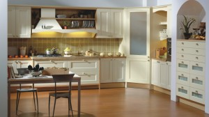 Diseño de cocina clásica